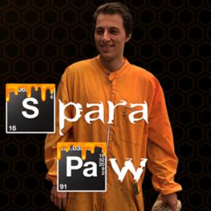 sparapaw Logo