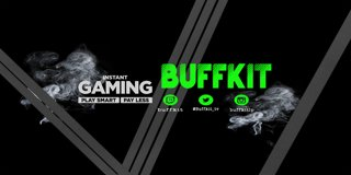 Profile banner for buffkit