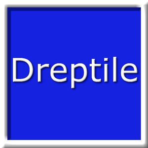 DreptileTwitch Logo