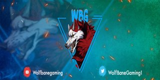 Profile banner for wolfbanegaming