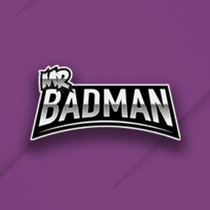 MrBadman83 Logo