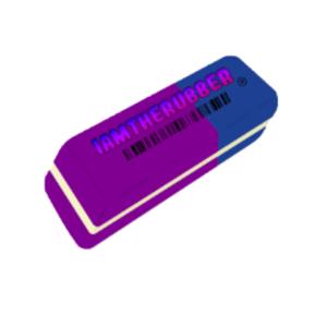 IamTheRubber Logo