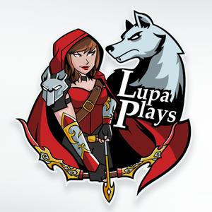 Lupa_Plays Logo