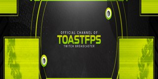 Profile banner for toastfps