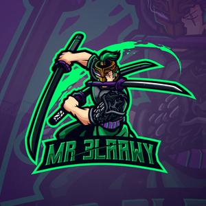 Mr_3laawy Logo