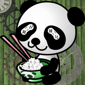 PandamoniumMJ Logo