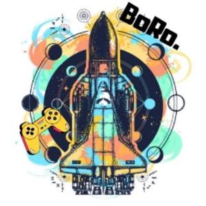 BoromiroGames Logo