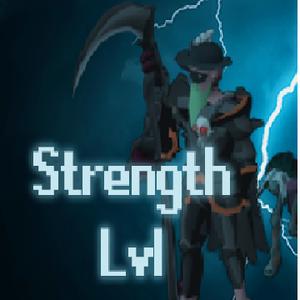 Strength_Lvl Logo