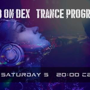 XLR8 on DEX  Trance Progress EP 115!! (GER/ENG)   Live from Studio 8.2 #Trance#Progressive#House#Underground