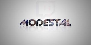 Profile banner for modestal