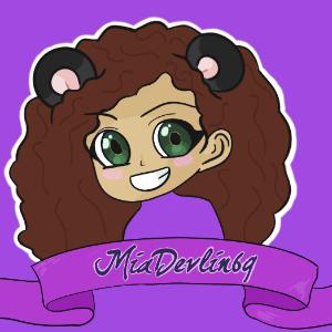 MiaDevlin69 Logo