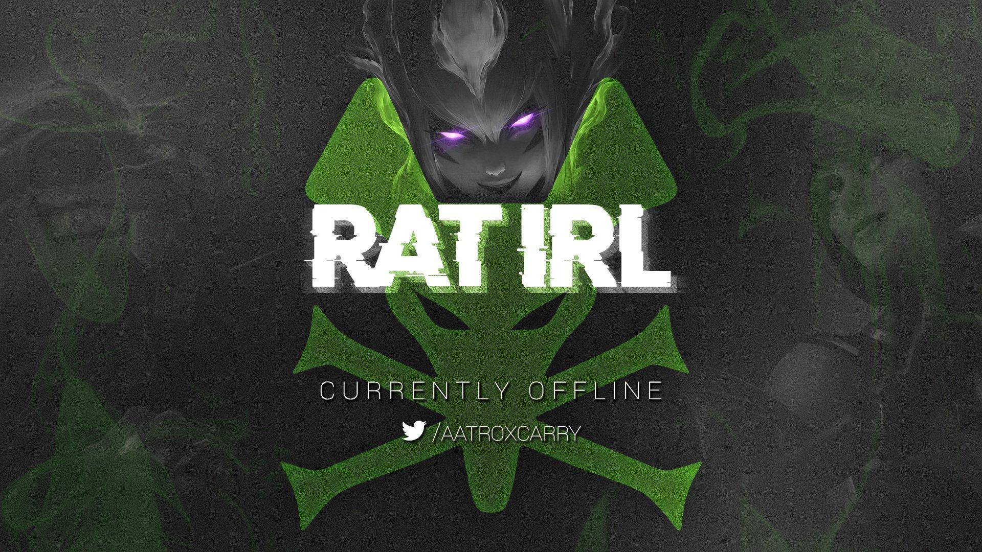 Twitch stream of RATIRL