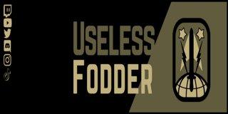 Profile banner for uselessfodder