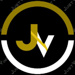justvince Logo