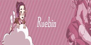Profile banner for ruebin