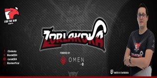 Profile banner for zorlakoka