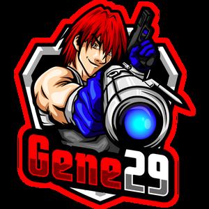 Gene29's Twitch Logo
