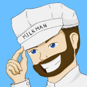 MilkManMaka Logo