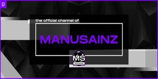 Profile banner for manusainz