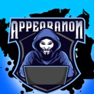 AppearAnon Logo