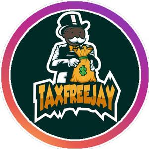 taxfreejay Logo