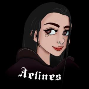 n_aelines Logo