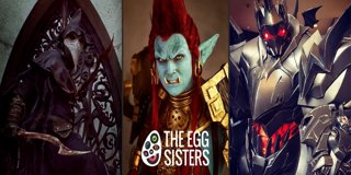 Profile banner for egg_sisters