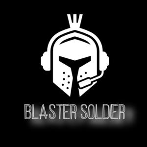 blaster_soldier Logo