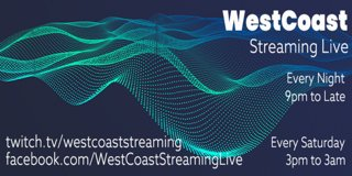 Profile banner for westcoaststreaming