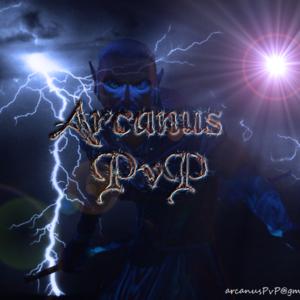 Logo ArcanusPvP