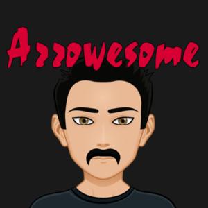 Arrowesome's Twitch Logo