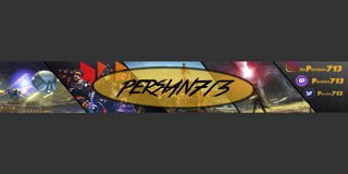Profile banner for persian713
