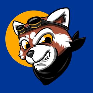 RedRockPanda Logo