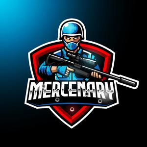 mercenarygaming Logo