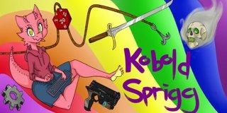 Profile banner for koboldsprigg