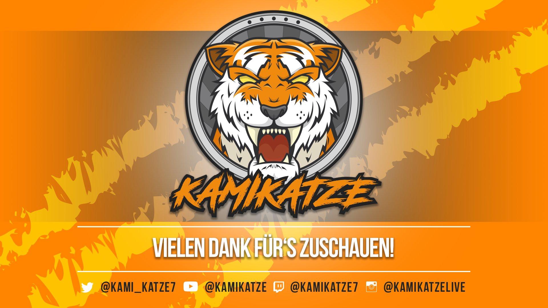 Twitch stream of Kamikatze
