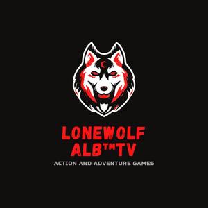 lonewolfalbania Logo