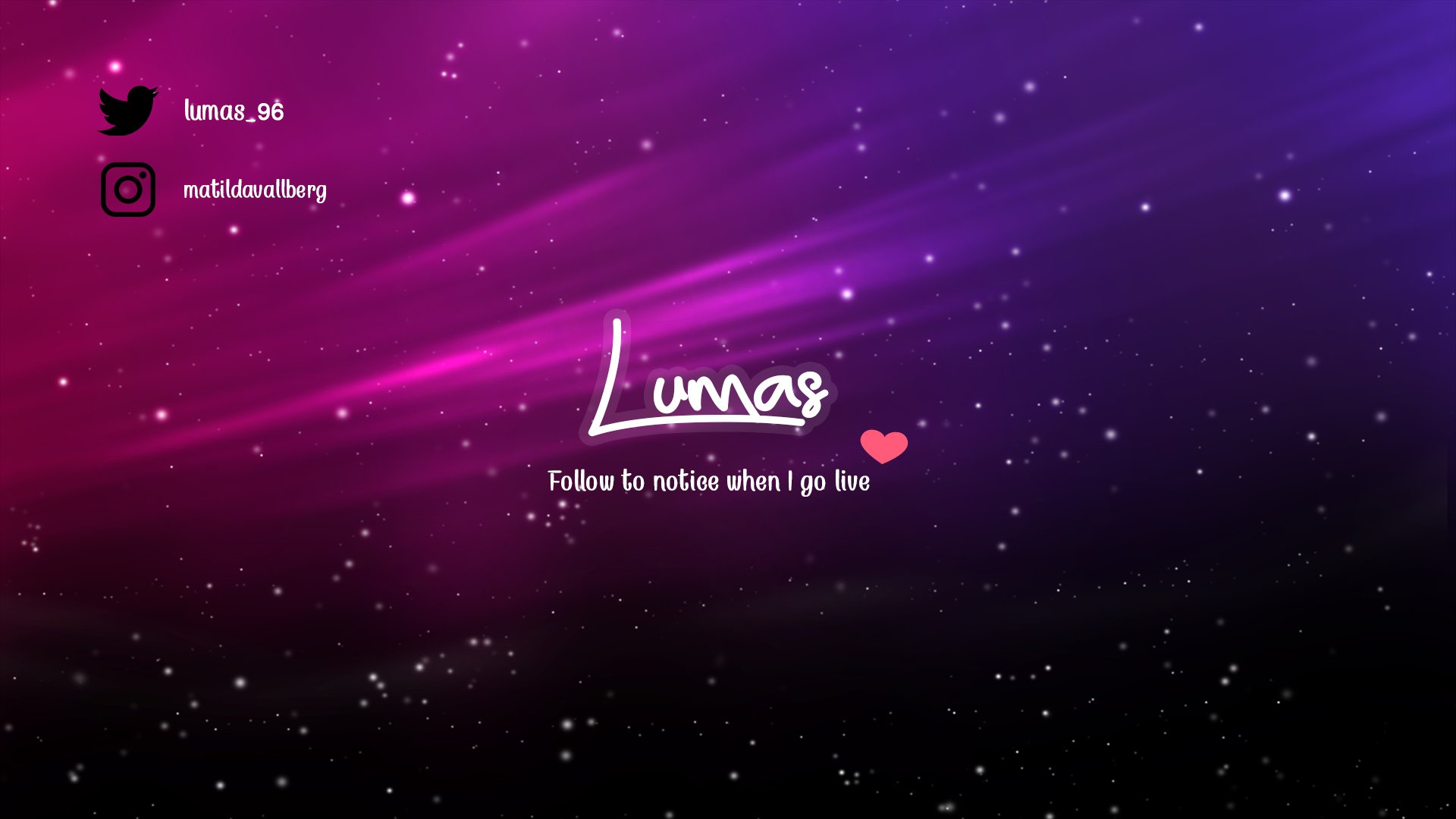 Twitch stream of lumas_