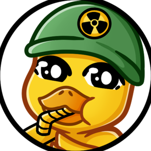 MrAtomicDuck Logo