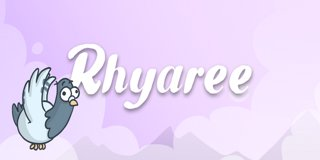 Profile banner for rhyaree