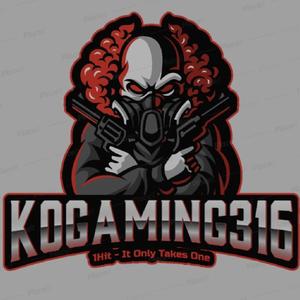 KOGaming316 Logo
