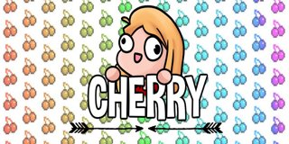 Profile banner for cherry