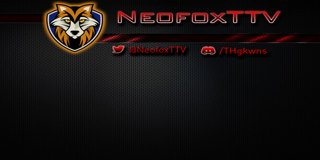 Profile banner for neofoxttv