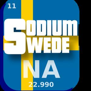 SodiumSwede Logo