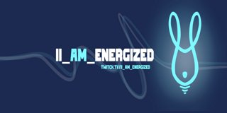 Profile banner for ii_am_energized
