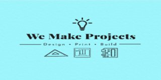 Profile banner for wemakeprojects