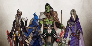 Profile banner for theunexpectables