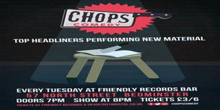 Profile banner for chopscomedy