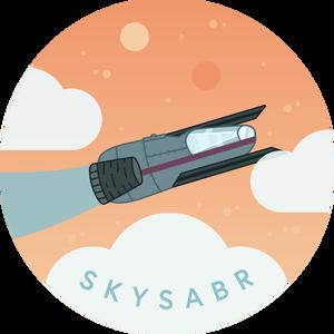 skysabr Logo