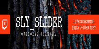 Profile banner for sly_slider